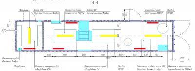 Передвижная компрессорная установка ККС-18-А. Схема оборудования и систем